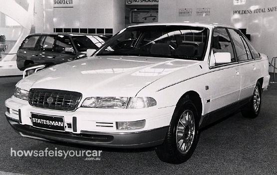 1995           Holden           Statesman