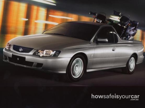 2004           Holden           Ute