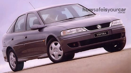 1999           Holden           Vectra