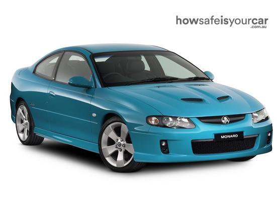2005           Holden           Monaro