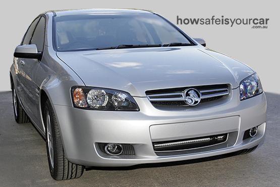 2007           Holden           Berlina