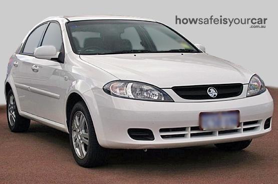 2009           Holden           Viva