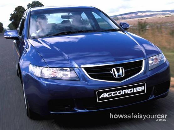 2003           Honda           Accord Euro