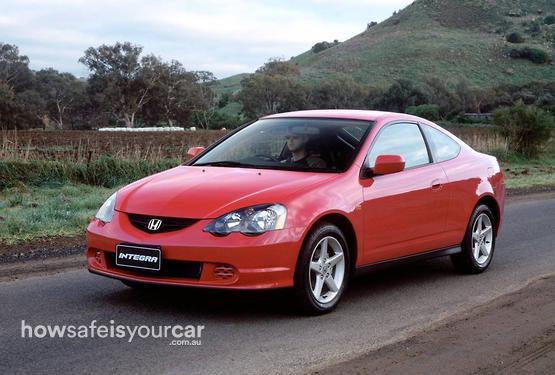 2003           Honda           Integra