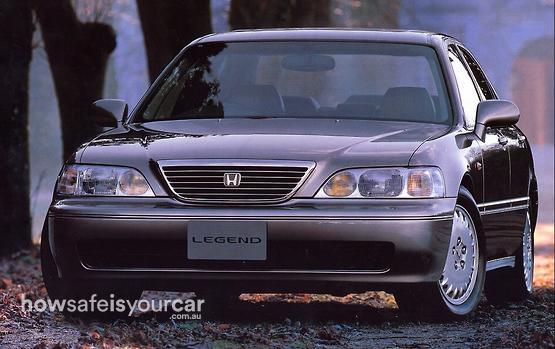 1997           Honda           Legend