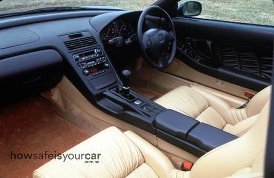 1997           Honda           NSX