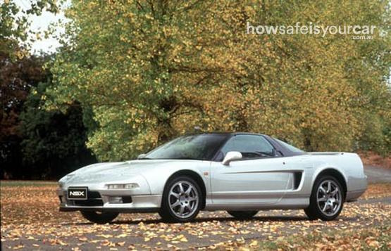 2001           Honda           NSX