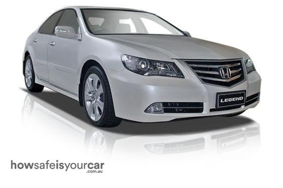 2011           Honda           Legend
