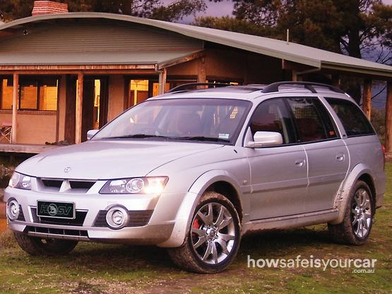 2005           Holden Special Vehicles           Avalanche