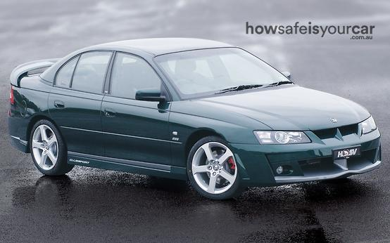 2004           Holden Special Vehicles           Clubsport