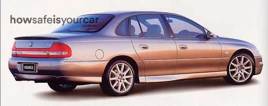 2000           Holden Special Vehicles           Grange
