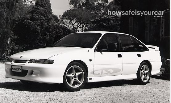 1995           Holden Special Vehicles           GTS