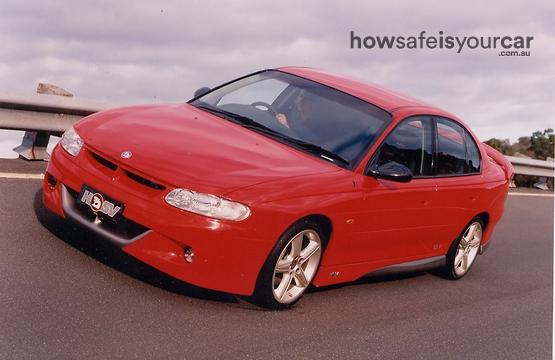 1998           Holden Special Vehicles           GTS
