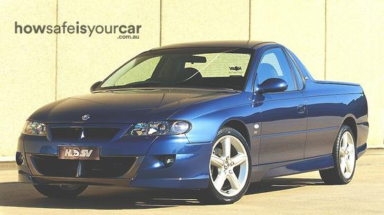 2001           Holden Special Vehicles           Maloo