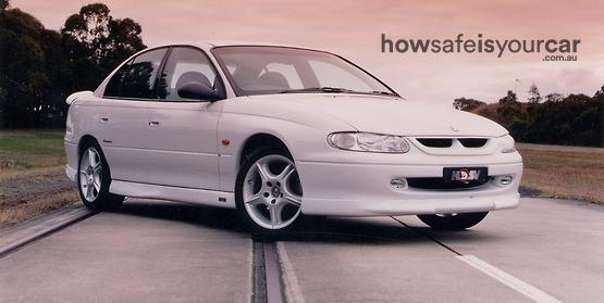 1998           Holden Special Vehicles           Manta