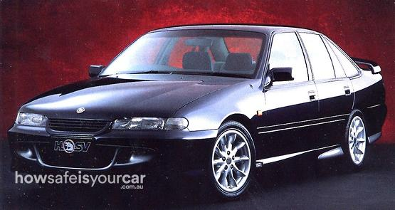 1997           Holden Special Vehicles           Senator