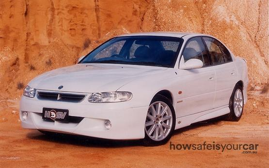 2000           Holden Special Vehicles           Senator