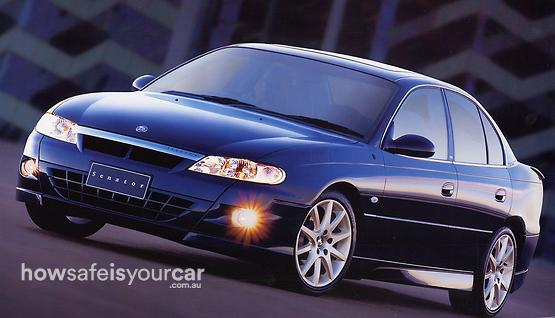 2001           Holden Special Vehicles           Senator