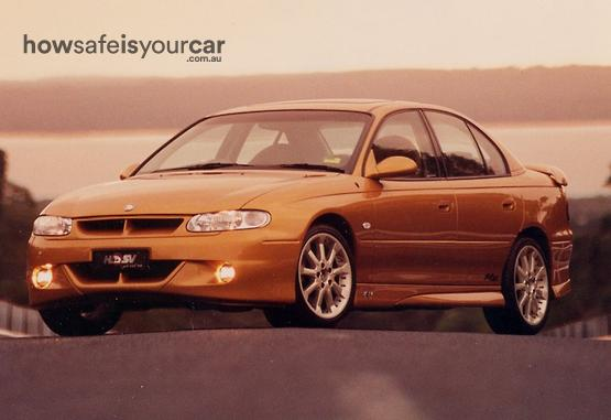 1999           Holden Special Vehicles           SV99