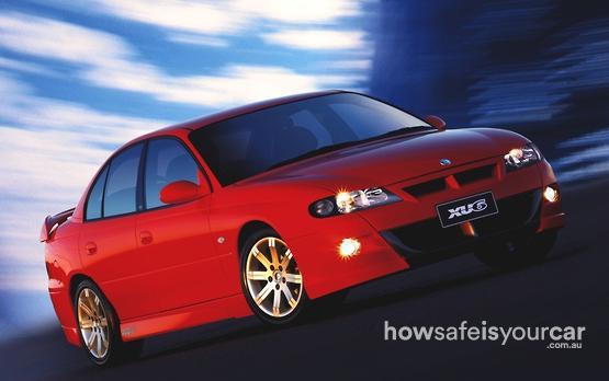 2002           Holden Special Vehicles           XU6