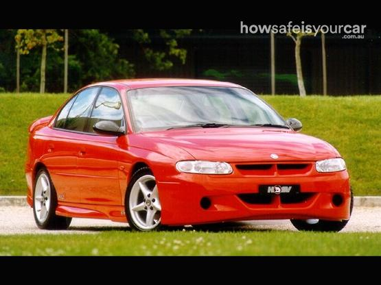 1999           Holden Special Vehicles           XU8