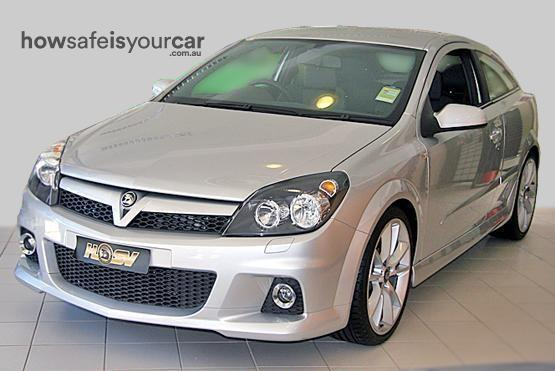 2007           Holden Special Vehicles           VXR