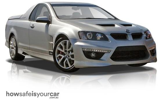 2011           Holden Special Vehicles           Maloo