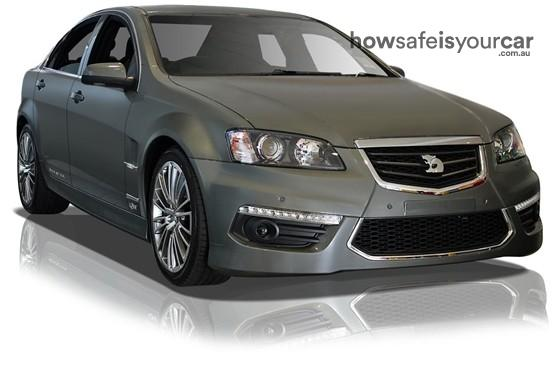 2012           Holden Special Vehicles           Senator