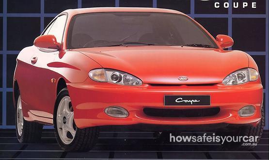 1998           Hyundai           Coupe