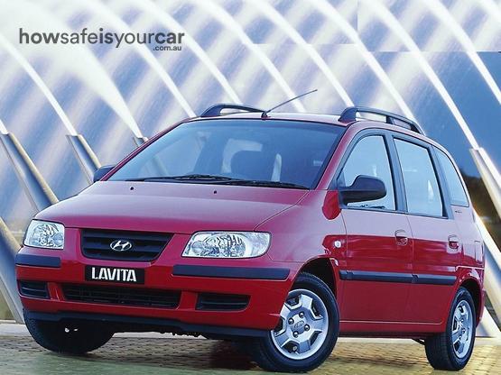 2001           Hyundai           Elantra LaVita