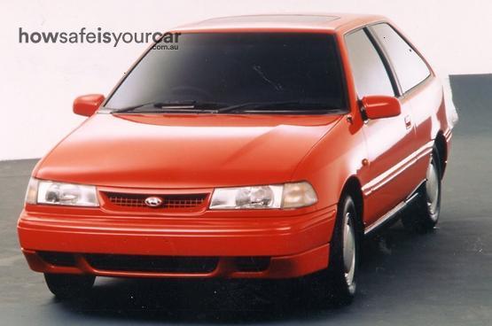 1994           Hyundai           Excel