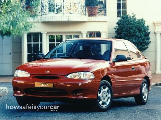 2000           Hyundai           Excel