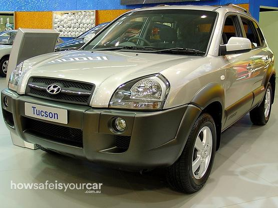 2004           Hyundai           Tucson