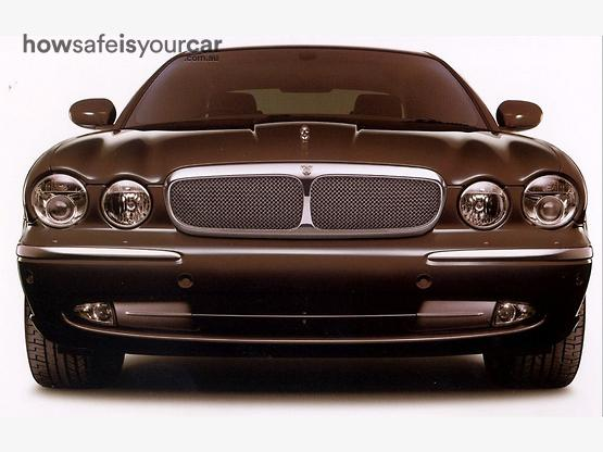 2003           Jaguar           Super V8