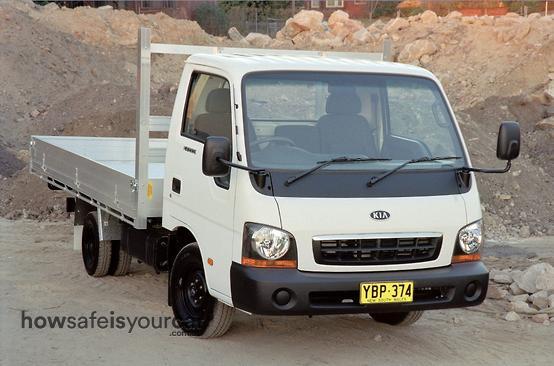 2003           Kia           K2700