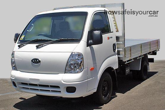 2006           Kia           K2700