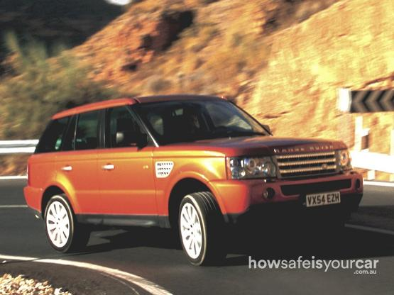 2005           Land Rover           Range Rover Sport
