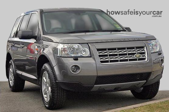 2007           Land Rover           Freelander 2