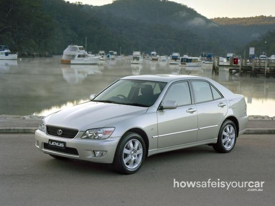 2004           Lexus           IS