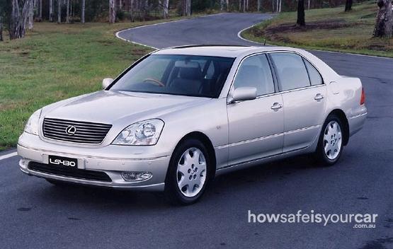 2003           Lexus           LS
