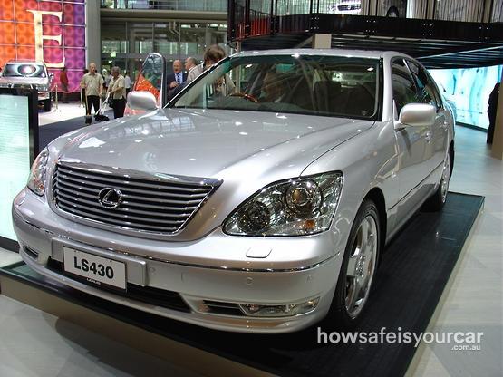 2006           Lexus           LS
