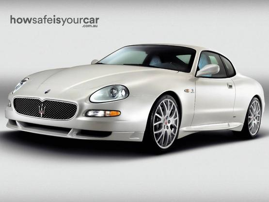 2008           Maserati           Gransport