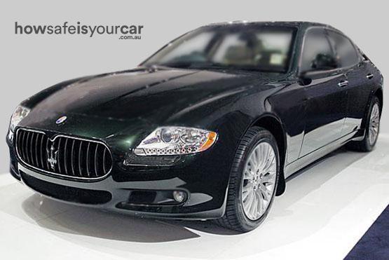 2000           Maserati           Quattroporte