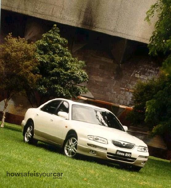 2000           Mazda           800