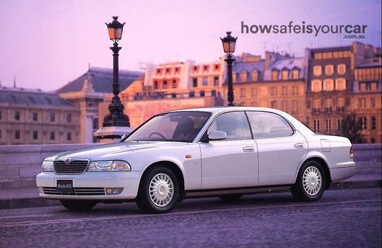 1997           Mazda           929