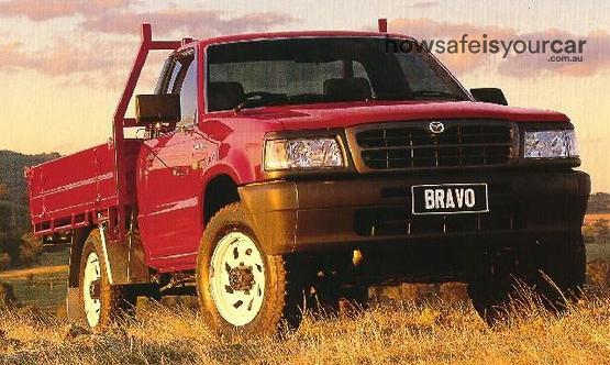 1997           Mazda           Bravo