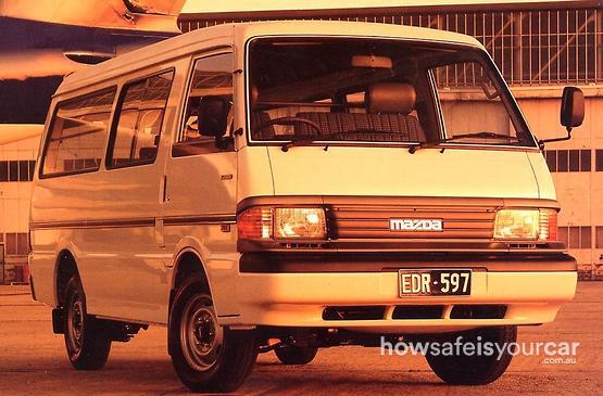 1998           Mazda           E2000