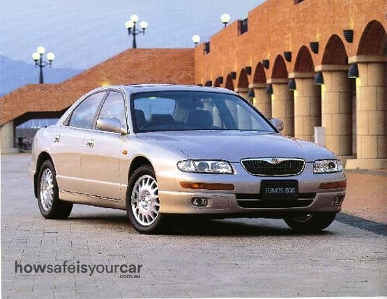 1997           Mazda           Eunos 800