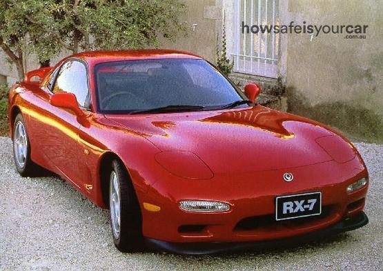 1998           Mazda           RX-7