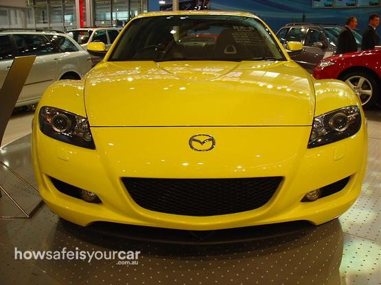 2005           Mazda           RX-8